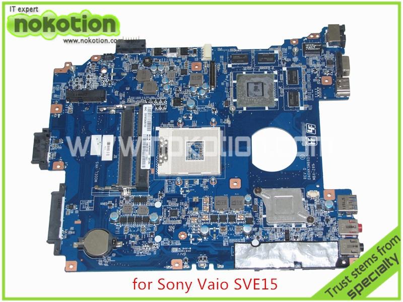 REV D DA0HK5MB6D0 MBX-269 31HK5MB0050 For sony vaio SVE151D11M SVE151 SVE15 motherboard DDR3 Intel HD4000+ATI HD 7670M(China (Mainland))