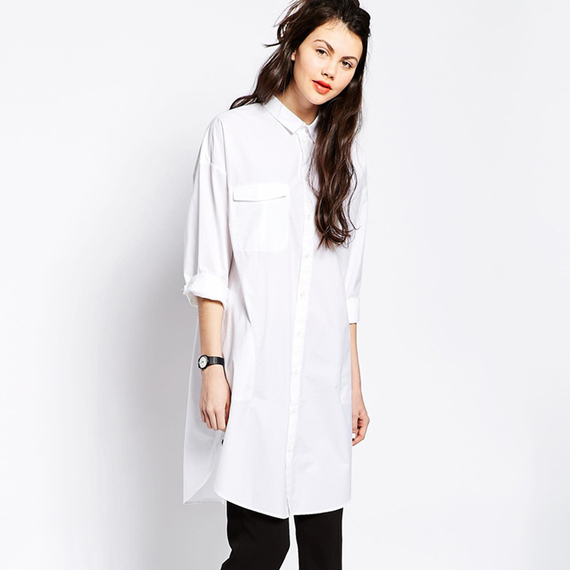 Cool White Dress Pictures White Shirt Dress For Women