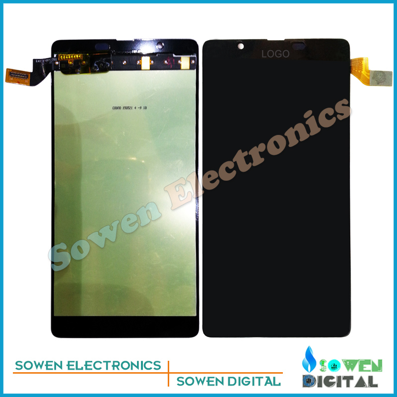 100% Original new LCD display screen with touch screen digitizer assembly full set for Nokia Microsoft Lumia 540 N540 ,tested ok