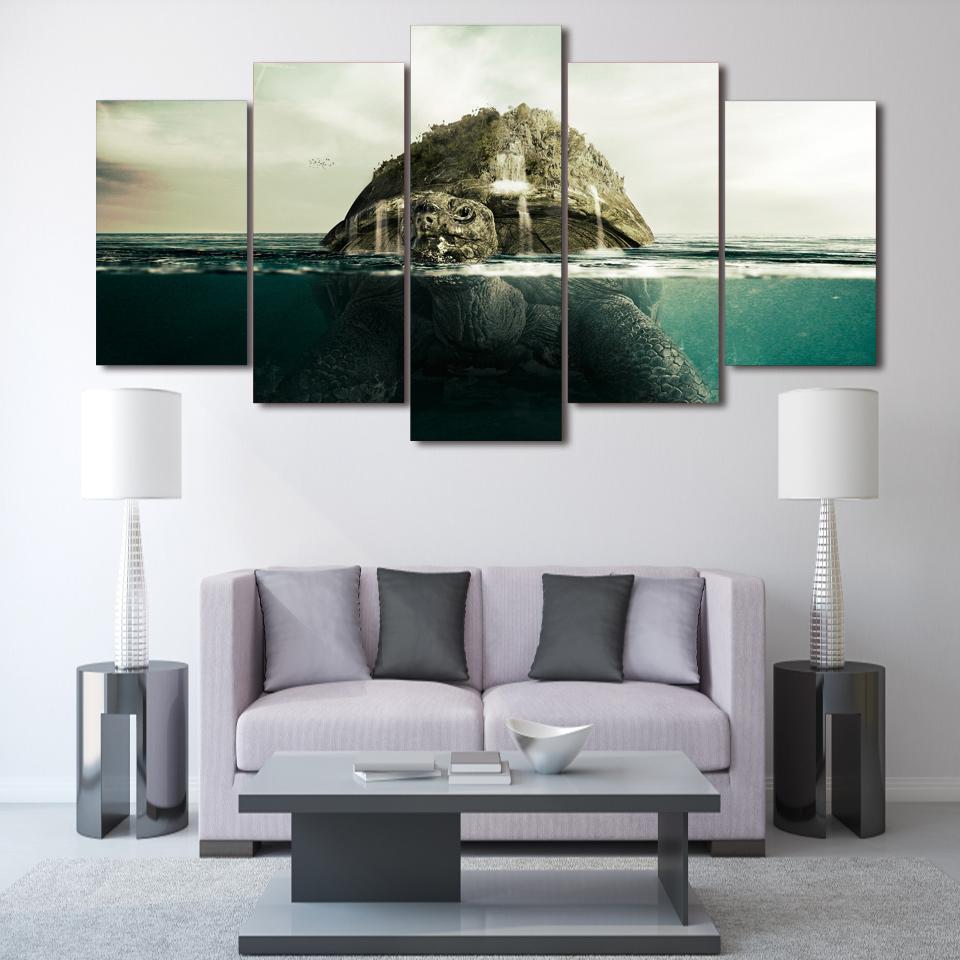 Achetez en gros tortue cadre photo en ligne des for Image encadree decoration