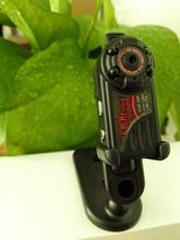 spy mini camera HD 1080P 720Parrival Smallest Full  Mini DV DVR Camera Camcorder IR Night Vision Motion Detect DVR QQ6 MINI DV(China (Mainland))