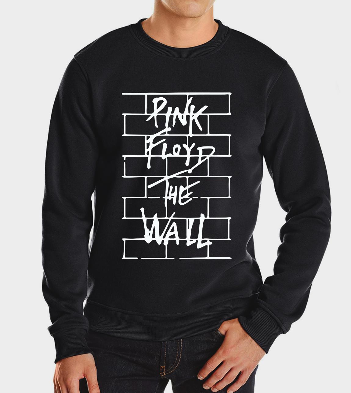 2016 autumn winter new pink floyd the wall hoodies harajuku brand fleece american football sweatshirt gym hip hop men harajuku(China (Mainland))