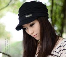 2014New Arrive fashion casual autumn winter women's caps ladies hats female beanies woman turban free shipping HAT217(China (Mainland))