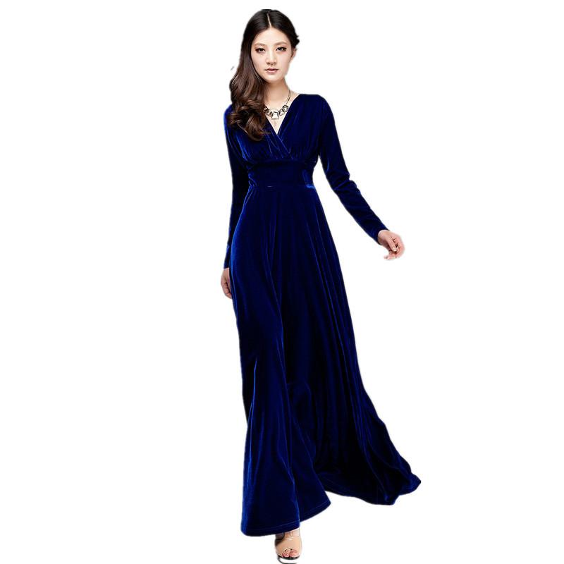 robe soiree d 39 hiver la mode des robes de france. Black Bedroom Furniture Sets. Home Design Ideas