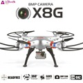 Fashion US Plug Syma X8G 2 4Ghz 6 Axis Gyro 4 5CH RC Quadcopter Drone with