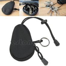 Unisex Tactical Military Coin Wallet Outdoor Hiking Key Bag Mini Zipper Pocket(China (Mainland))