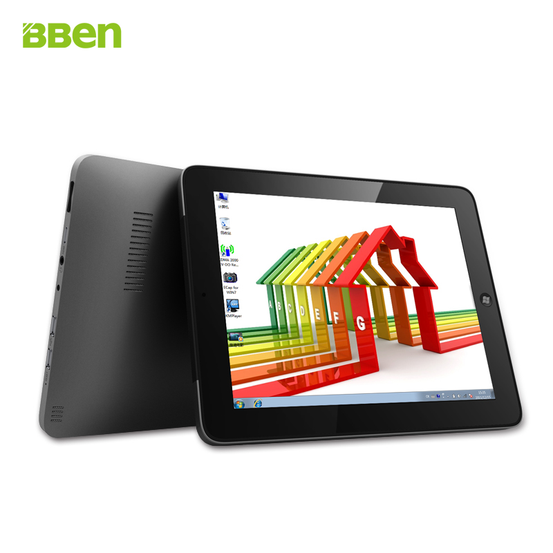 Bben C97 Tablet pc / Windows 7 9.7 inch screen built-in 3G/Phone Call(optional) Dual core tablet with sim card slot(China (Mainland))