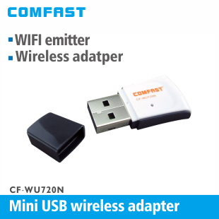 HOT Free Shipping Ralink 5370 Chipset CF-WU720N 150Mbps 802.11N USB WiFi Adapter wireless LAN card receiver(China (Mainland))