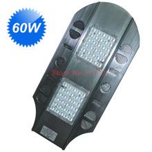 Street Light led 60W outdoor lighting lamp 85-265V IP65 road lamp 60W LED led streetlight(China (Mainland))