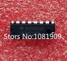 Гаджет  Hot . Free Shipping 100pcs SN74HC595N 74HC595 8 Bit Shift Register DIP-16 None Электронные компоненты и материалы