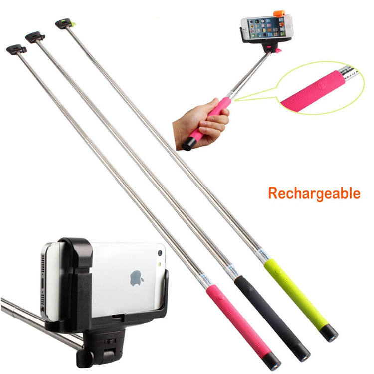 New Z07-5 2 in 1 Wireless Bluetooth Mobile Phone Monopod Selfie Stick Tripod Handheld Monopod For Iphone IOS Android Smart Phone(China (Mainland))