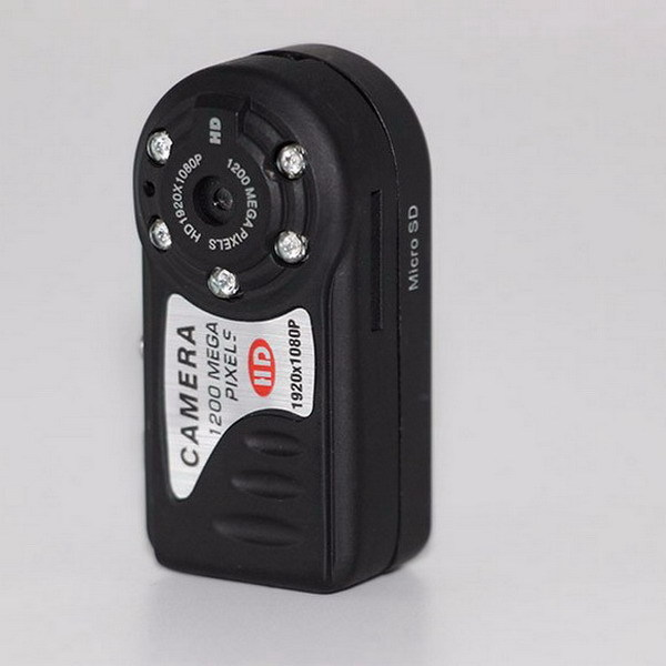 HD 1080P Night Vision Metal Boday Mini Camcorder Mini DV DVR Video Recorder Micro Cam Camaras(China (Mainland))