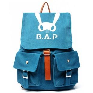 DO Cute New Kpop EXO PLANET #2 PU Schoolbag Korea Backpack Free