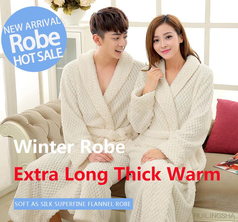1506-Women-Men-Silk-Flannel-Waffle-Robe_01
