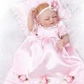 25cm Full Body Silicone Reborn Baby Doll Toy For Girls Vinyl Mini Girls Newborn Babies Doll