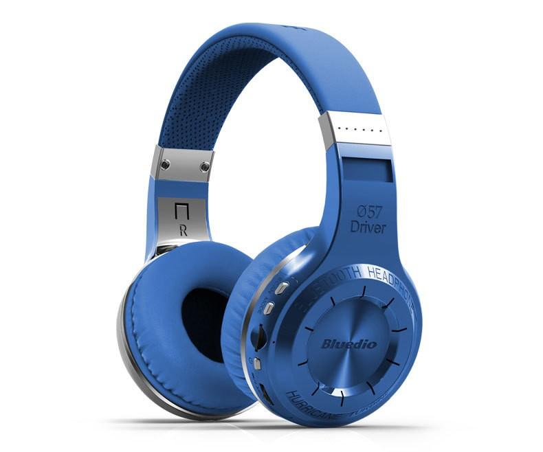 ถูก 100% B Luedio H +บลูทูธหูฟังไร้สายสเตอริโอไมค์M Icro-SDพอร์ตวิทยุFM Bt4.1หูฟังแบบครอบหู