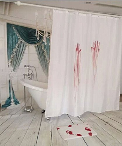 2 pcs pack blood bath suit halloween decoration bloody blood bath galleryhip com the hippest galleries