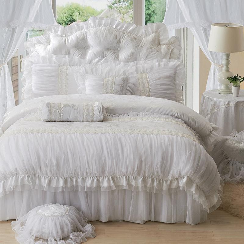 Romantic Style Bedding Sets