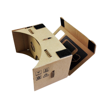 Cardboard 3D font b VR b font Glasses Virtual Reality Goggles Oculus Rift DK2 for iPhone