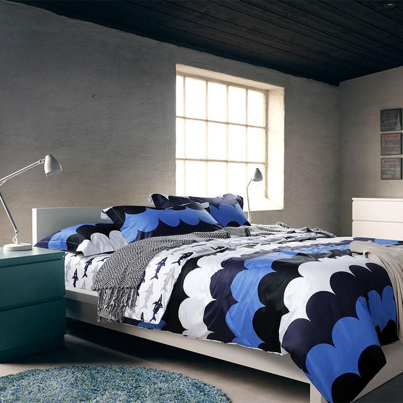 shark comforter set images