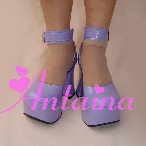 Princess sweet lolita gothic lolita shoes custom faddish 9905 noble queen of shoes(China (Mainland))