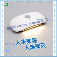 1 Free shipping Business gifts / LED motion sensor lamps / KOLUZ Karaoke / flashlight / Baby Light / Night Light 100% Original P(China (Mainland))