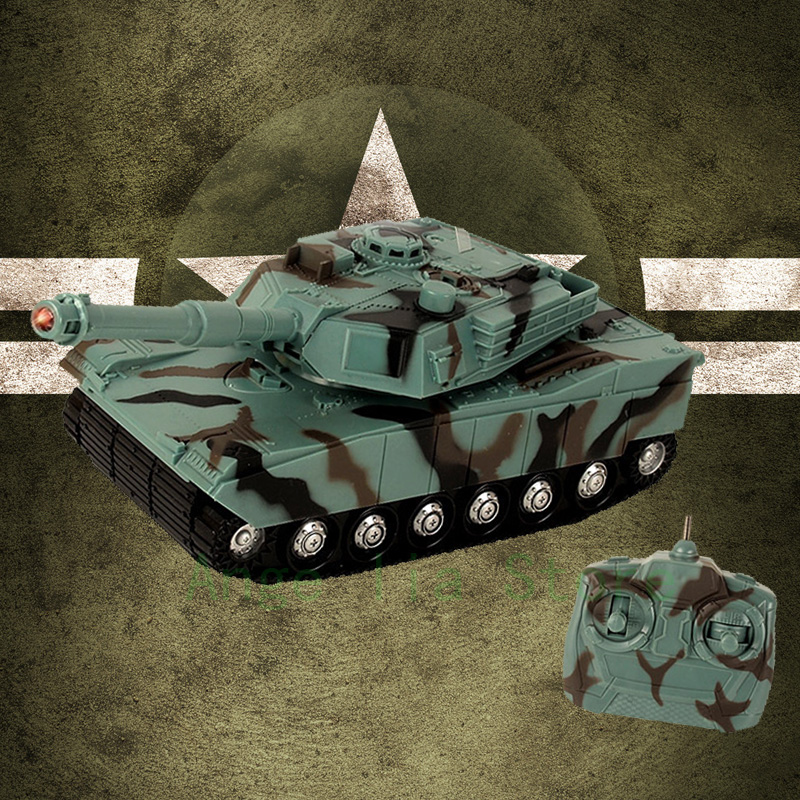 New Coming Gift Fighting Battle Tanks RC Infrared Shooting Tank Electric Toys Army Vehicle Big War Tank Kid's Toy(China (Mainland))