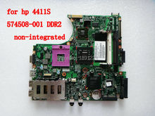 574508-001 laptop motherboard  for hp 4411s 4510S 4710S laptop motherboard Non-Integrated pm45 has test 100% OK(China (Mainland))