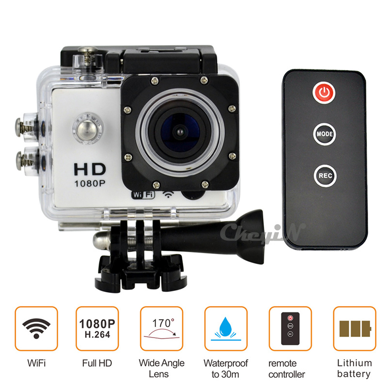 hd 1080p dv waterproof sports camera