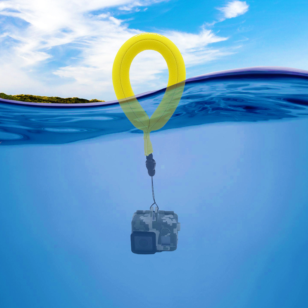2PCS TELESIN Floating Wrist Strap for Underwater Camera