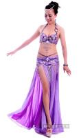 новые женщины танец одежды сексуальные 3 piece набор cinto танец живота костюм бусинки с блестками танец живота набор для индийских женщин платье