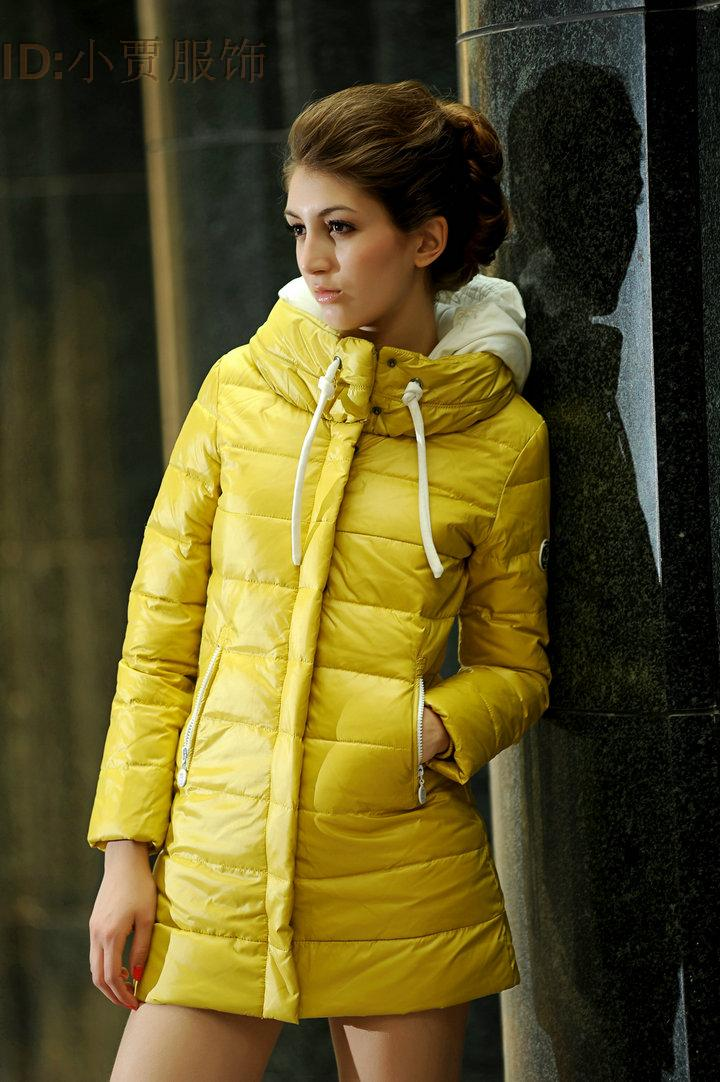 2014 Time-limited Sale Winter Coat Autumn And Winter Women Cotton-padded Coat Slim Down Jacket Medium-long Wadded ThickeningОдежда и ак�е��уары<br><br><br>Aliexpress
