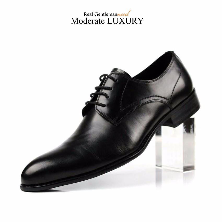 GRIMENTIN Итальянской Моды классические мужские туфли коричневый черный повседневная мужская кожаная обувь квартиры класса люкс для свадьбы бизнес-офис