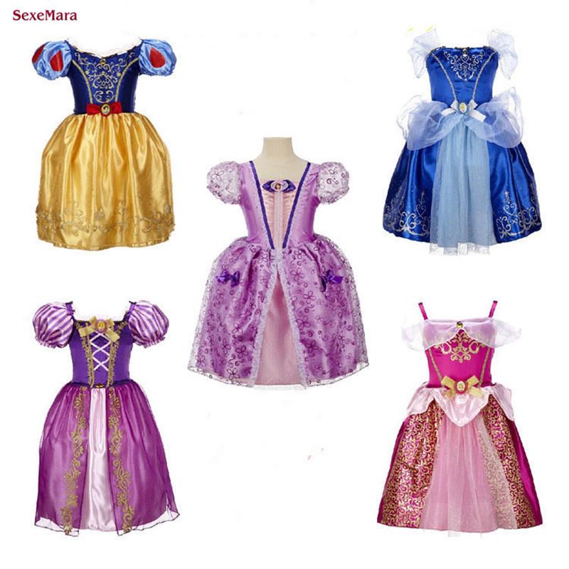 High Quality Cinderella Brand Girls Dresses Promotion-Shop for ...