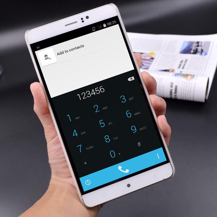 "JIAKE M8 6"" Smartphone MTK6580 Android 5.1 Unlocked 3G/2G Quad Core Cell Phone Dual SIM 2MP/5MP Fashion Mobile Phone Free Case(China (Mainland))"
