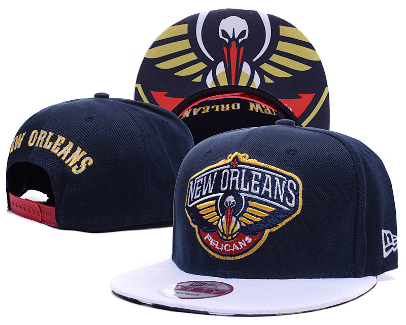 Free fast shipping Best Quality nba cap all team New Orleans Pelicans Caps Snapbacks 6 colors Pelicans hats(China (Mainland))
