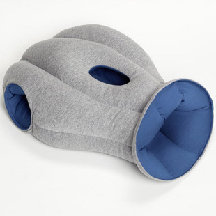 2015 New Ostrich Pillow Ofiice Noon Nap Midday Rest Sleep Travel Pillow Bedding Pillow(China (Mainland))