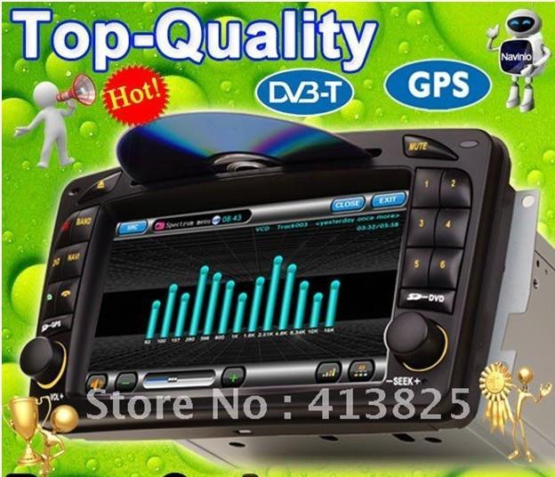 For BENZ MERCEDES car DVD GPS DVBT  for Benz C/CLK/G/A class W203 C209 W209 W168 W463 vaneo viano vito M/ML