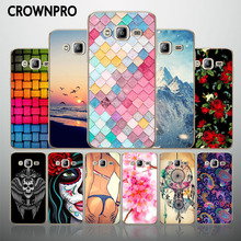 Buy CROWNPRO Case Silicone FOR Samsung J3 6 2016 Case Cover Soft TPU Back FOR Samsung Galaxy J3 2016 J320 J320F Mobile Phone Cases for $1.21 in AliExpress store