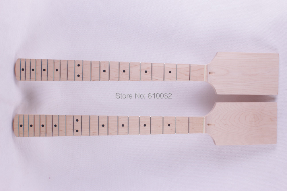 2 guitar Neck New maple  wood electric Guitar Neck  22 fret<br><br>Aliexpress