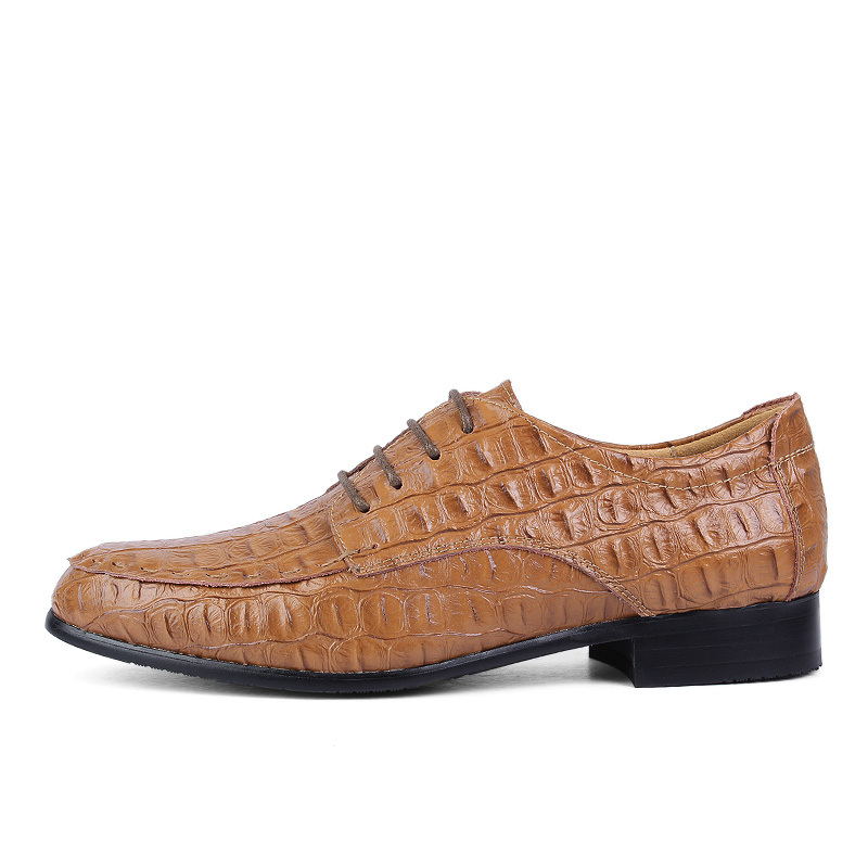 2015 Alligator Style Genuine Leather Driver Shoes Men Oxfords Casual Loafers Zapatos Hombre Male Sapato Masculino Big Size 7-13