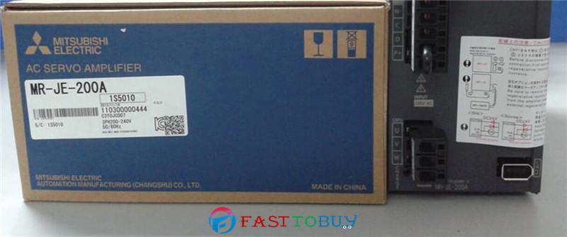 MR-JE-200A 3PH AC 220V 10.5A 2KW AC Servo Drive New<br>