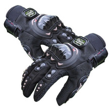 NEW arrive motorcycle gloves racing motocross full finger cross country gloves wearable breathable protective hand Free shipping(China (Mainland))
