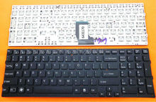 Laptop Keyboard SONY VPC-CB17 BLACK Backlit version New Original US United States Replacement - CIES Trading Co.,Ltd. store