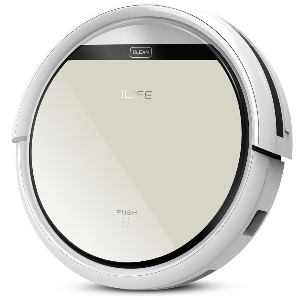 2016 NEW ILIFE V5 Vacuum Cleaner Smart Sweeping Rechargeable Robot Vacuum Cleaner Remote Controlled Automatic Dust Home Cleaner(China (Mainland))