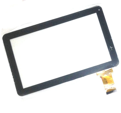 Original New iRULU 10.1 eXpro Tablet MF-595-101F-2FPC touch screen Touch panel Digitizer Glass Sensor replacement FreeShipping