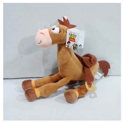 Toy Story Exclusive Plush Figure Bullseye The Horse 35cm(China (Mainland))