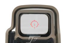 JJ Airsoft XPS 3-2 Red / Green Dot, QD mount (Tan) - Optics store