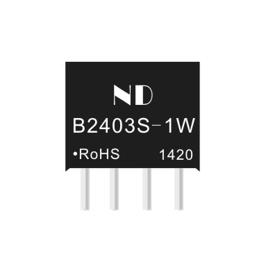 5pcs dc dc step-down converter 24V to 3.3V 1W isolated dcdc power module supply quality goods(China (Mainland))