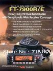 100% Original Brand New radio transceiver Yaesu FT-7900R Dual Band 50W FM Mobile Transceiver yaesu cb radio station for car(China (Mainland))